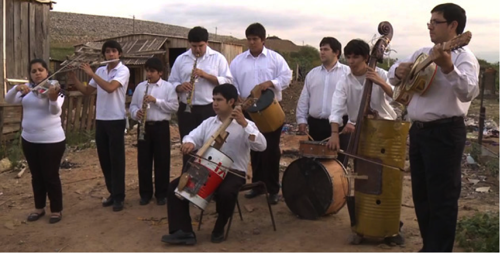 Post image for The Recycled Orchestra of Cateura